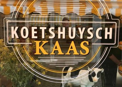 Koetshuysch Zuidhorn kaas