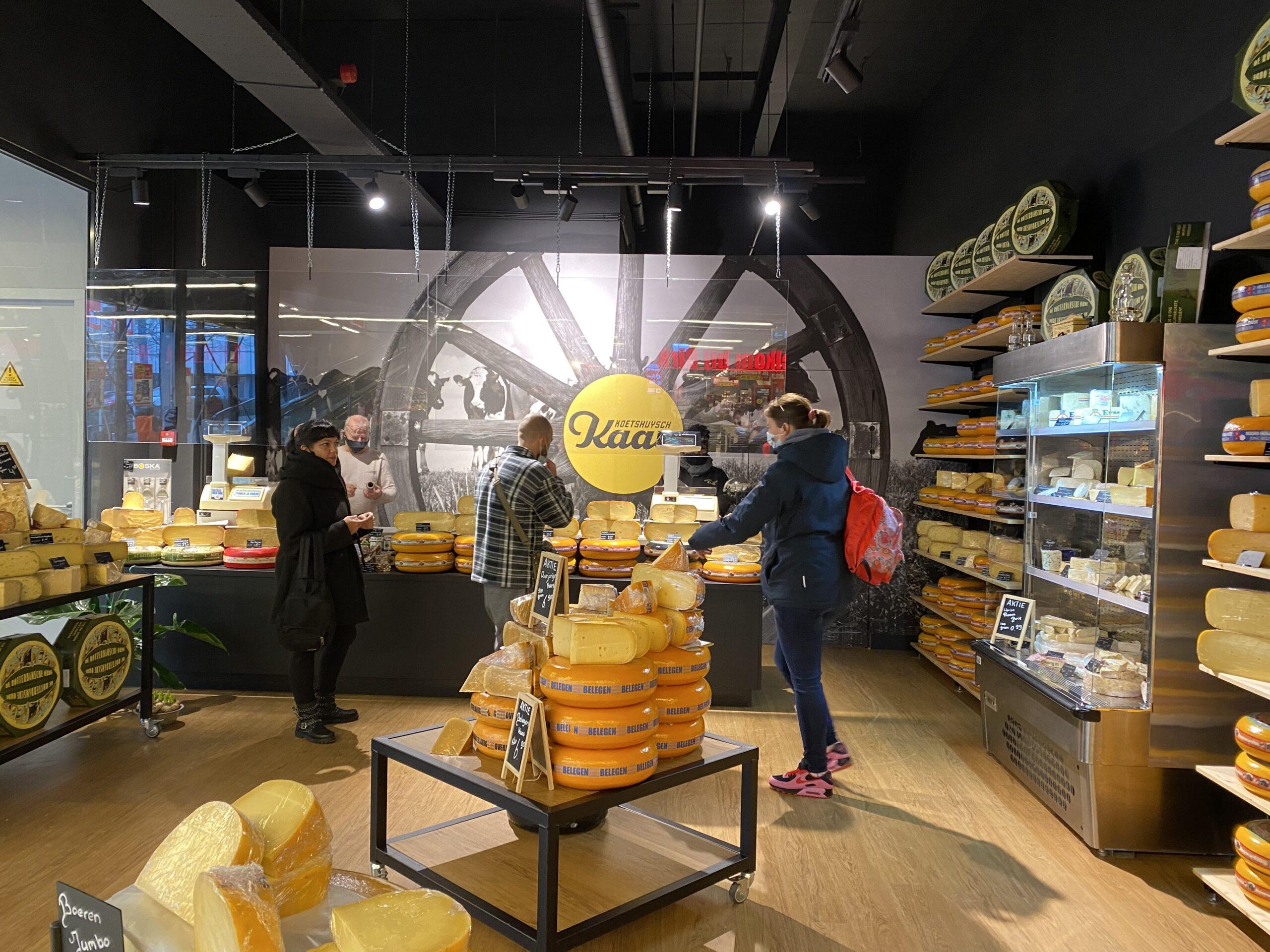 Koetshuysch kaaswinkel Spijkenisse